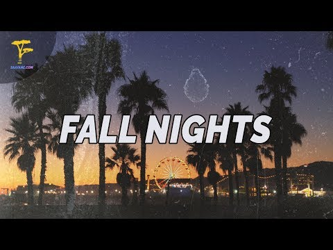 [FREE] Wiz Khalifa x Isaiah Rashad Type Beat – Fall Nights (Prod By Saavane) | Chill Beat 2017