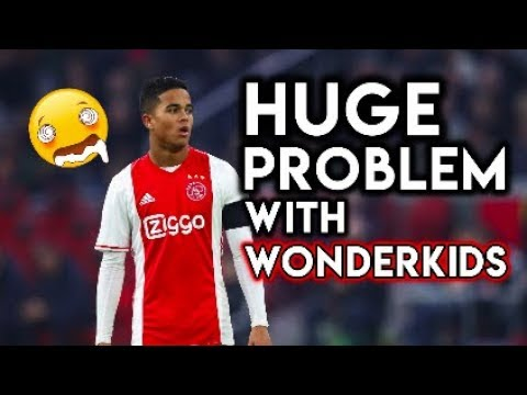 The HUGE PROBLEM With a Team of Wonderkids - Top Corner FC (Ep 4)