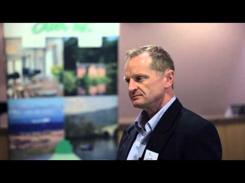 ASSC Conference and Exhibition - Tim Wells, Waterside Breaks