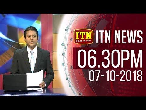 ITN News 2018-10-07 | 06.30 PM