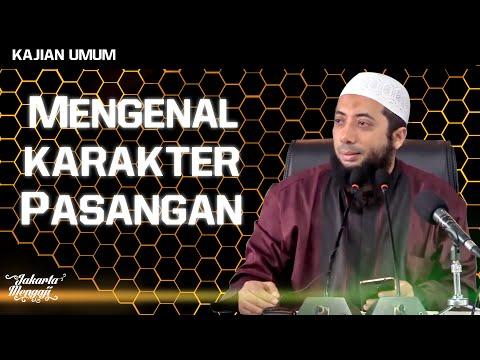 """Mengenal Karakter Pasangan"" - Ustadz Dr. Khalid Basalamah, MA. - Kajian Umum"