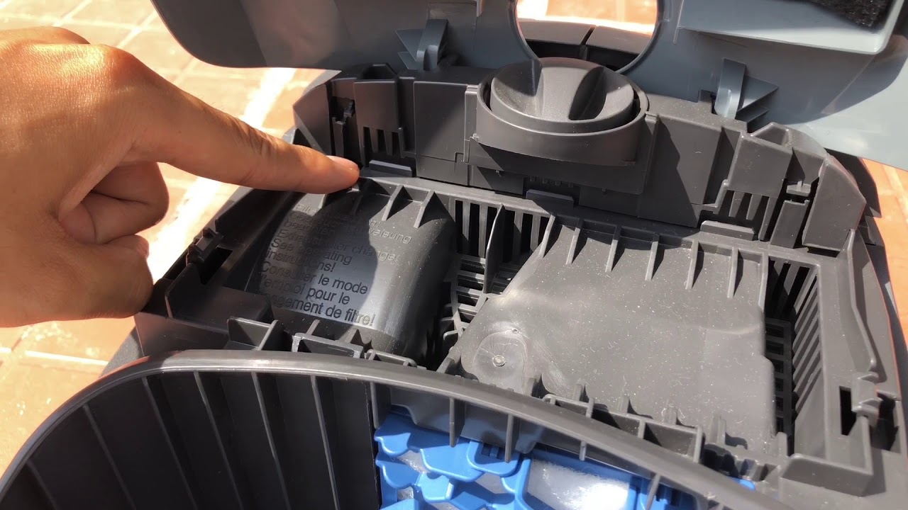 Active filtro HEPA SF-AH 50/per Miele S8/Cat /& Dog