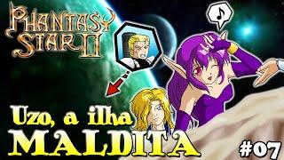 Phantasy Star II Ep. 7 - Uzo, A Ilha Maldita