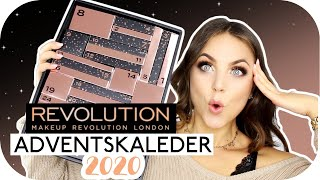MAKE UP REVOLUTION Adventskalender 2020 öffnen! ⭐️ Schicki Micki
