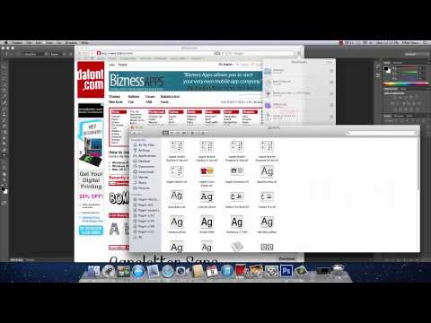Photoshop cs6 how to download install fonts mac youtube photoshop cs6 how to download install fonts mac ccuart Choice Image
