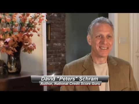 "Disputing Bad Credit: ""It's a poor tactic"" -An Interview with David ""Peters"" Schram"