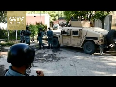 Afghan security forces kill four attackers who launched attacks on Kabul hotel