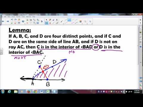 MATH335 SUNYGeneseo Neutral Geometry 3