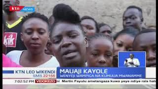 Weneyeji wa Kayole wampiga na kumuua mwanaume aliyeshukiwa kumbaka mwanamke mmoja