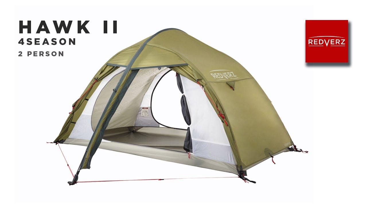 Hawk II Four Season Tent