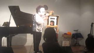 2015年10月10日やざきふうかさん主催「キッズライブ」ゲストで参加...