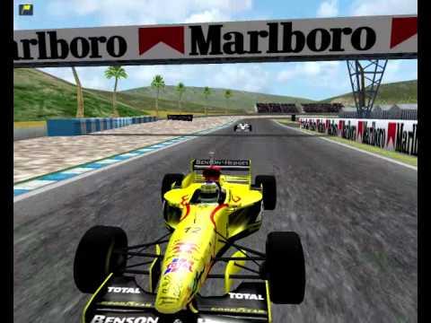 1997 Jerez De La Frontera European Grand Prix Mod Race opinião honesta  Bem, essa é a intenção F1C Formula 1 GP F1 Challenge 99 02 4 Championship 2012 2013 2014 2015  18 15 50 54 60 3 NEW