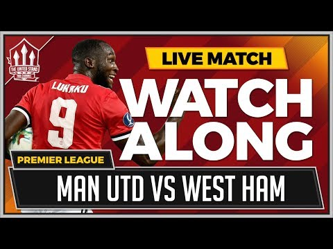 Download MANCHESTER UNITED vs WEST HAM UNITED LIVE United Stand WATCHALONG