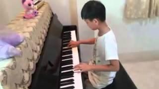 เพลงพระพุทธเจ้า [เพลงประกอบละครซีรีส์ พระพุทธเจ้า มหาศาสดาโลก] Piano By Ming