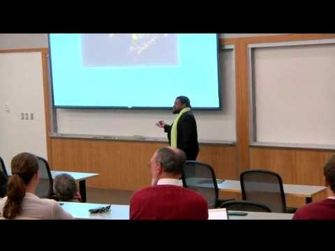 Frog Biologist Tyrone Hayes Speaks at College of Charleston