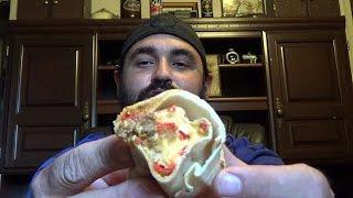 Bites #10: Taco Bell Chipotle Daredevil Loaded Griller
