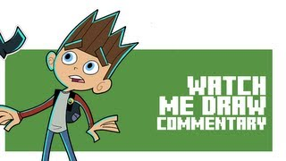 Commentary: Watch Me Draw: ParaNorman (Danny Phantom Style)