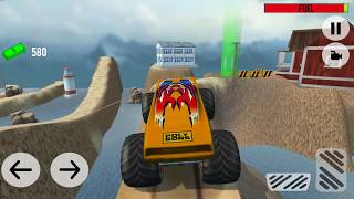 Offroad Monster Hill Truck - 4x4 Mountain Offroad Truck Simulator - Android Gameplay FHD #5