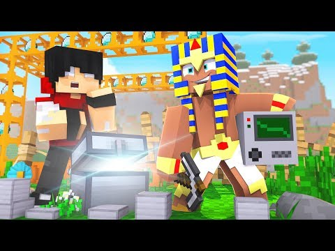 Minecraft: MÁQUINA QUE MINERA SOZINHA - FUTURAMA Epi. 10 ‹ KOOW ›