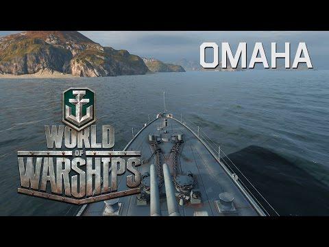 World of Warships - Omaha High Caliber