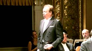 Ferruccio Furlanetto sings aria of King Philip from Don Carlo