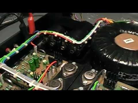 NAIM NAP 250 Repair and Restoration
