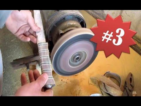 Как сделать нож в домашних условиях из бумаги 177