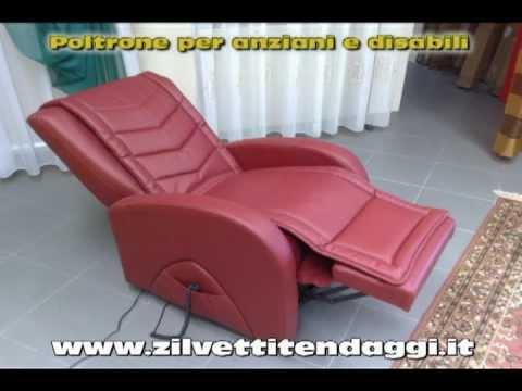 Mercatone Uno Poltrone Relax.Poltrona Elettrica Per Anziani 2 Motori Con Alzapersona Iva