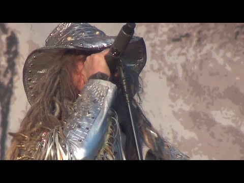 Rob Zombie - Dead City Radio And The New Gods Of Supertown (Opening) - Graspop Metal Meeting 2017