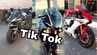 Tik Tok | Những chiếc xe moto phân khối lớn đẹp nhất việt nam
