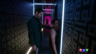 SHINees \Lucifer\ played on Lucifer, an American TV series