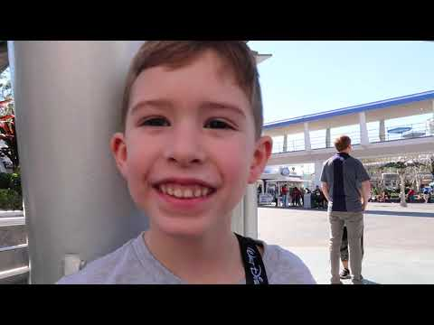 Aaron Michael - Our Family's First Trip to Disney!