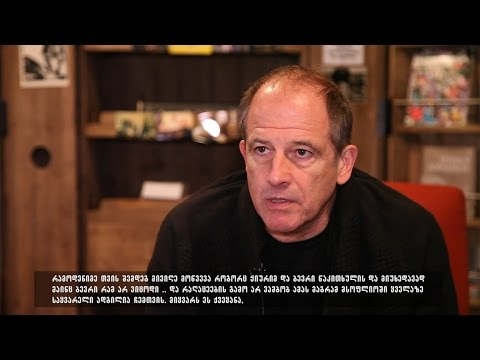 Interview with Michael Hoffman @ Tbilisi International Film Festival