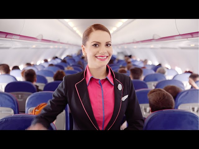 Become A Wizz Air Cabin Crew Youtube