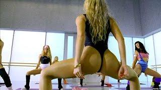 Танцевальная аэробика для похудения дома видео