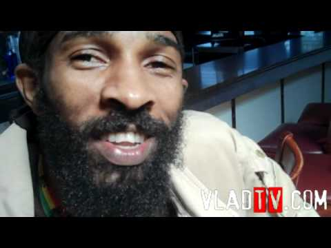 Exclusive: Spragga Benz on his relationship with Foxy Brown