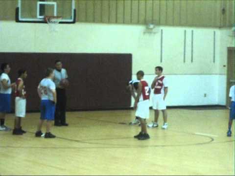 Canoe Creek Charter Academy VS Harmony Middle School Basketball Game