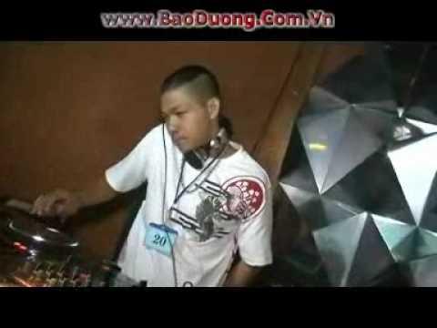 Cuoc thi Dj Viet Nam 2010(Thi Sinh 20).wmv