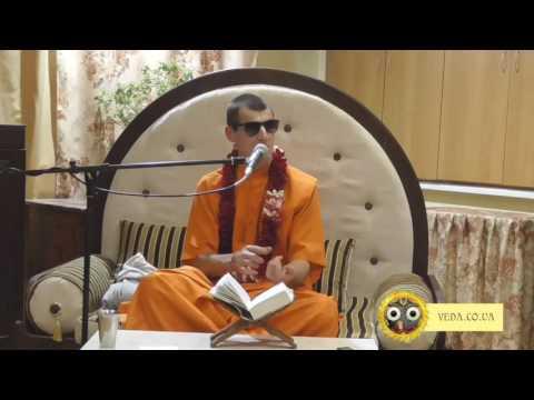 Бхагавад Гита 18.51-53 - Вальмики прабху