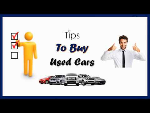How to Buy Used Cars in UAE | Tips & Tricks