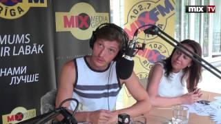 MIX TV: Comedy Сlub 2014: В гостях у радио MIX FM Павел Воля