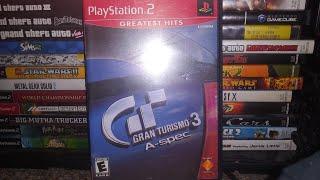 Gran Turismo 3 A-spec Gameplay