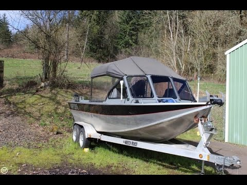 UNAVAILABLE Used 2006 North River 21 Trapper In Albany