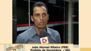 Acerto de Contas - Fala, prefeito! Com João Manoel Ribeiro (Itacambira)