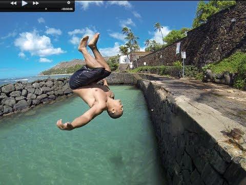 Lucky We Live Hawaii (CROMWELL'S) HERO 3 HD