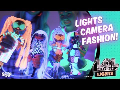 LOL Surprise! Lights Party