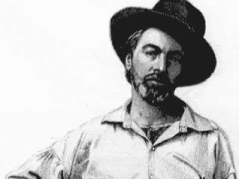 Song of the Open Road by Walt Whitman (2/2)