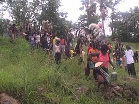 Kondona Initiation Ceremony, Northern Togo