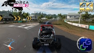 Forza Horizon 3 Demo PC 4k Gameplay