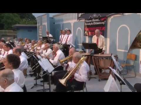 Kitsilano Showboat - Kitsilano Boys Band Alumni - Shaw Cable July11 2015 show 3/3